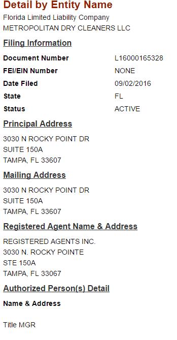 METROPOLITAN-DRY-CLEANERS-LLC-FLORDIA-L16000165328