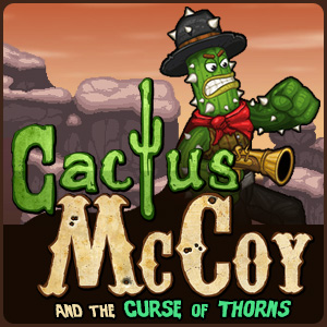 Play Cactus McCoy Free