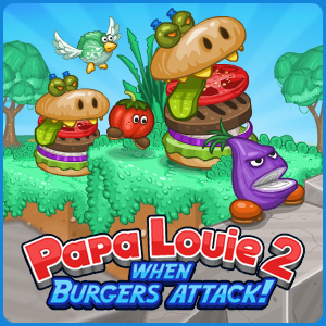 Play Papa Louie 2 Free