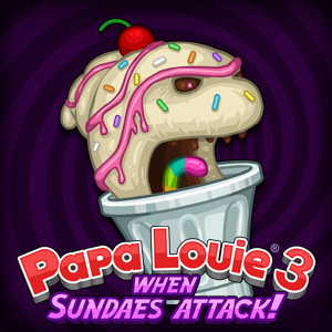 Play Papa Louie 3 Free