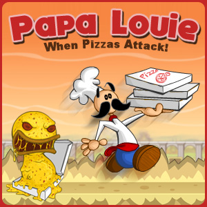 Play Papa Louie Free