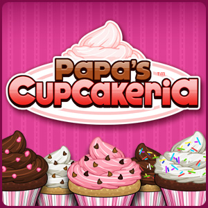 Play Papas Cupcakeria Free