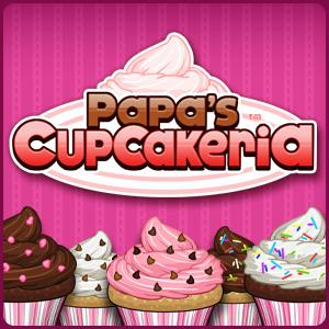 Play Papas Cupcakeria Free