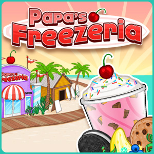 Play Papas Freezeria Free
