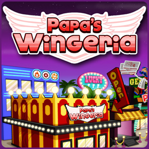 Play Papas Wingeria Free