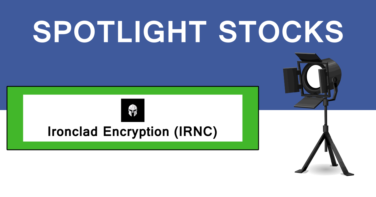 Ironclad-Encryption-IRNC-Stock-Message-Board-Poll