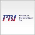 Group logo of Fans Of Pressure BioSciences, Inc. (PBIO)